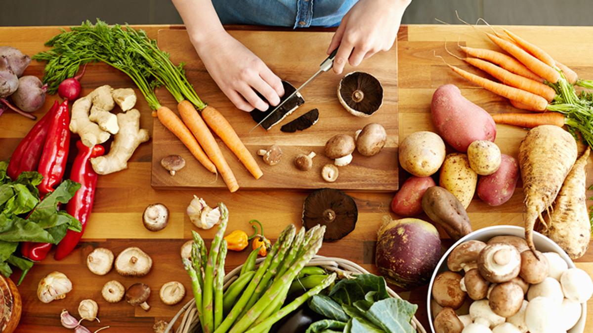 List Of Vegetables